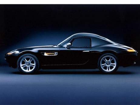 BMW Z07 (1997) | BMW Concepts and Prototypes