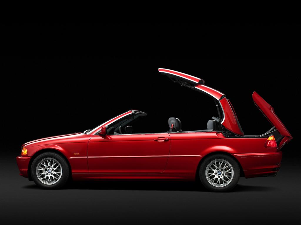 "BMW 3 Series ""Klapp Top"" by Edscha & Bertone (E46) (2000) | BMW ..."