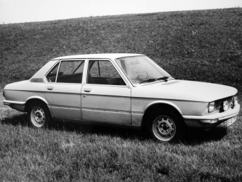 BMW 5 Series Prototype (E12) (1972) | BMW Concepts and Prototypes
