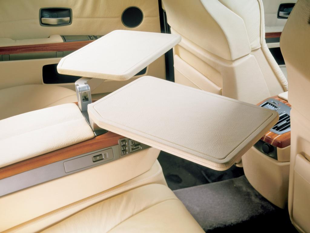 BMW 760Li Yachtline Concept (E66) (2002) | BMW Concepts and Prototypes