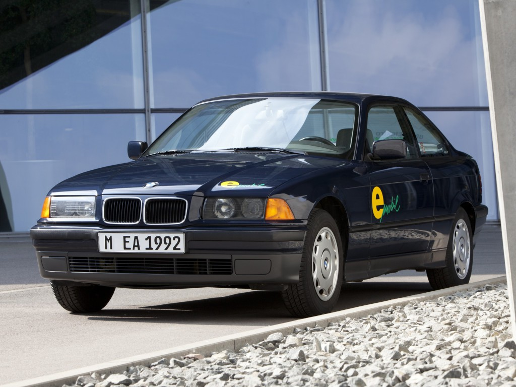 bmw 3 series coupe emobil e36 1992 bmw concepts and prototypes. Black Bedroom Furniture Sets. Home Design Ideas
