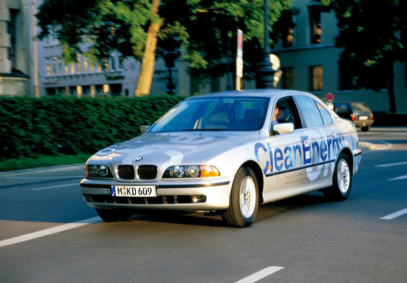 BMW 523g CleanEnergy Concept (E39) (1999)   BMW Concepts and Prototypes