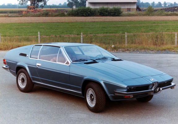 Bmw 3 0 Si Coupe By Frua 1975 Bmw Concepts And Prototypes