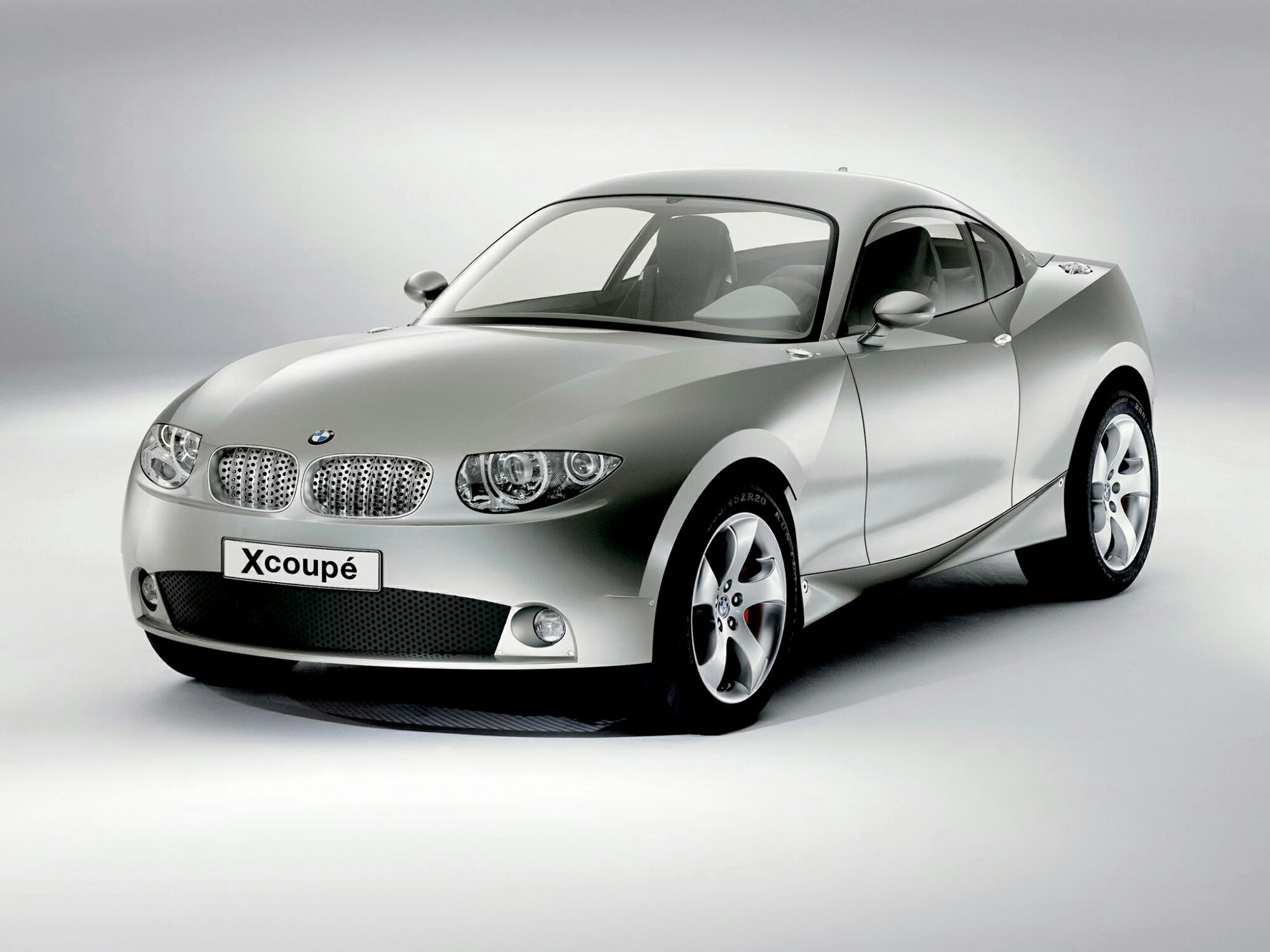 BMW X Coupe (2001) | BMW Concepts and Prototypes