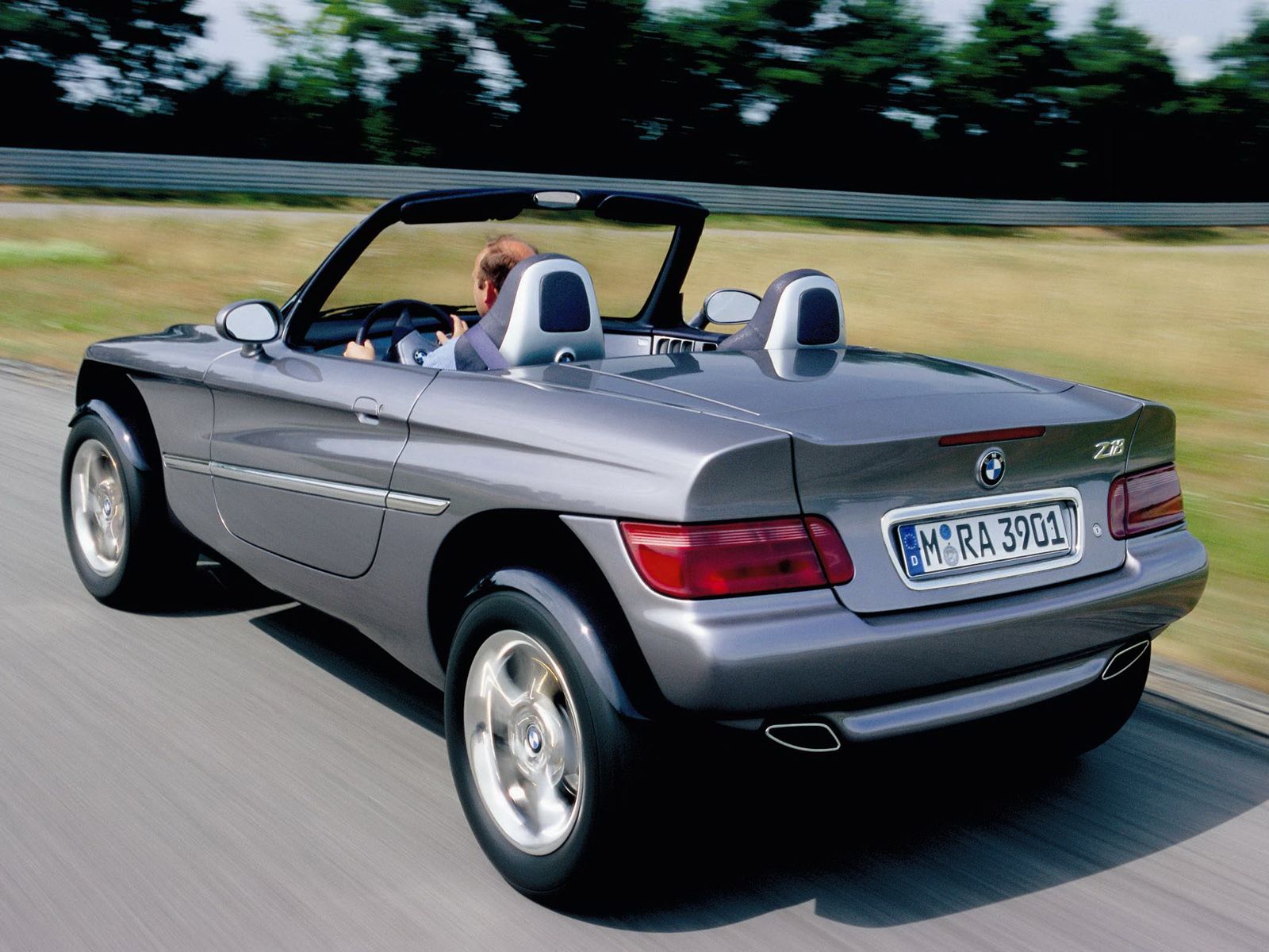 BMW Z18 (1995) | BMW Concepts and Prototypes