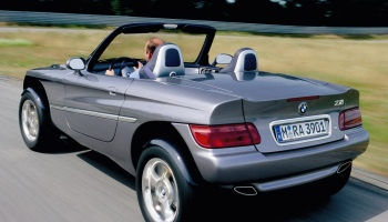 BMW CS1 Concept (2002) | BMW Concepts and Prototypes