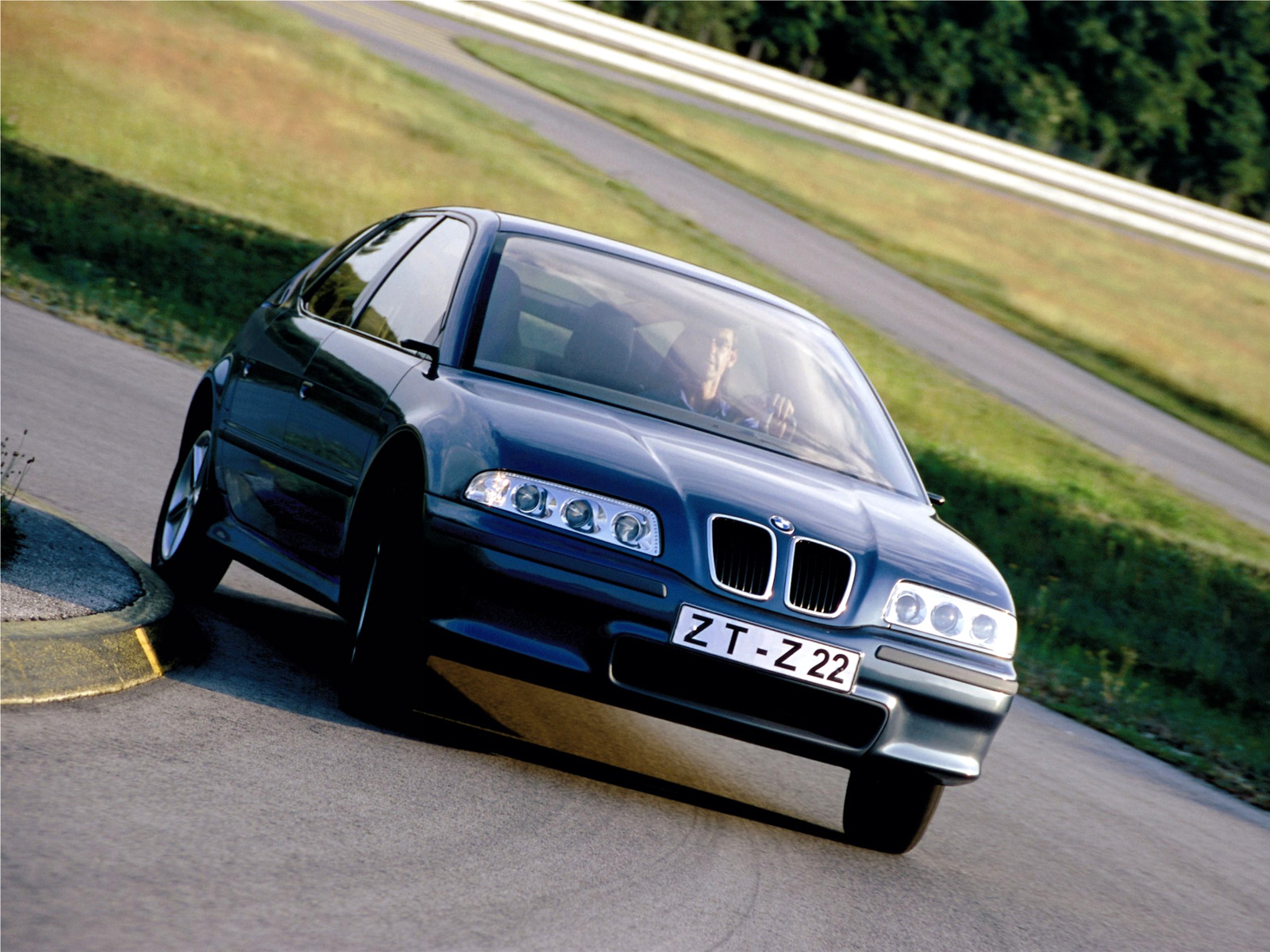 BMW Z22 (2000) | BMW Concepts and Prototypes