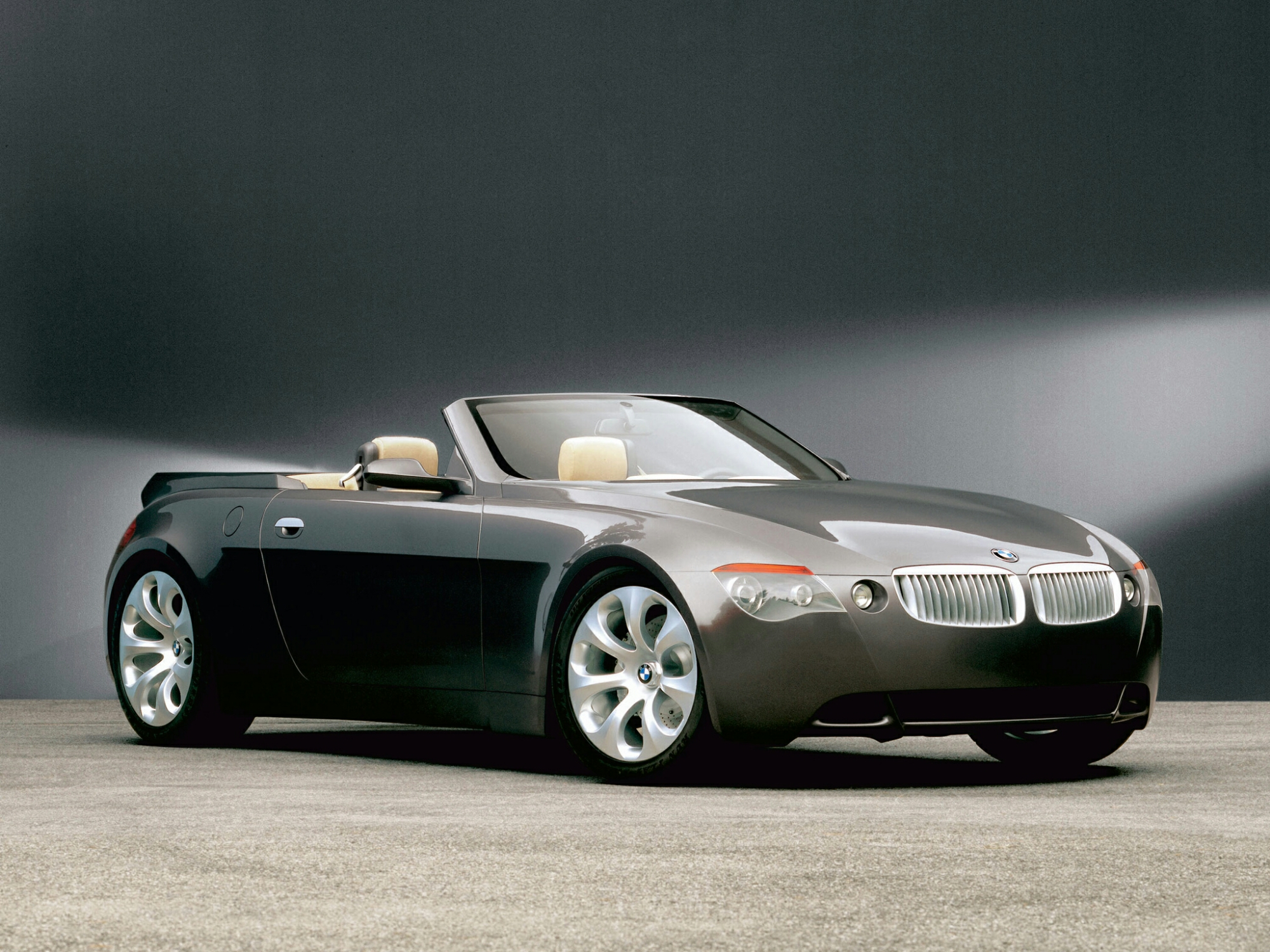 BMW Z9 Convertible (2000) | BMW Concepts and Prototypes
