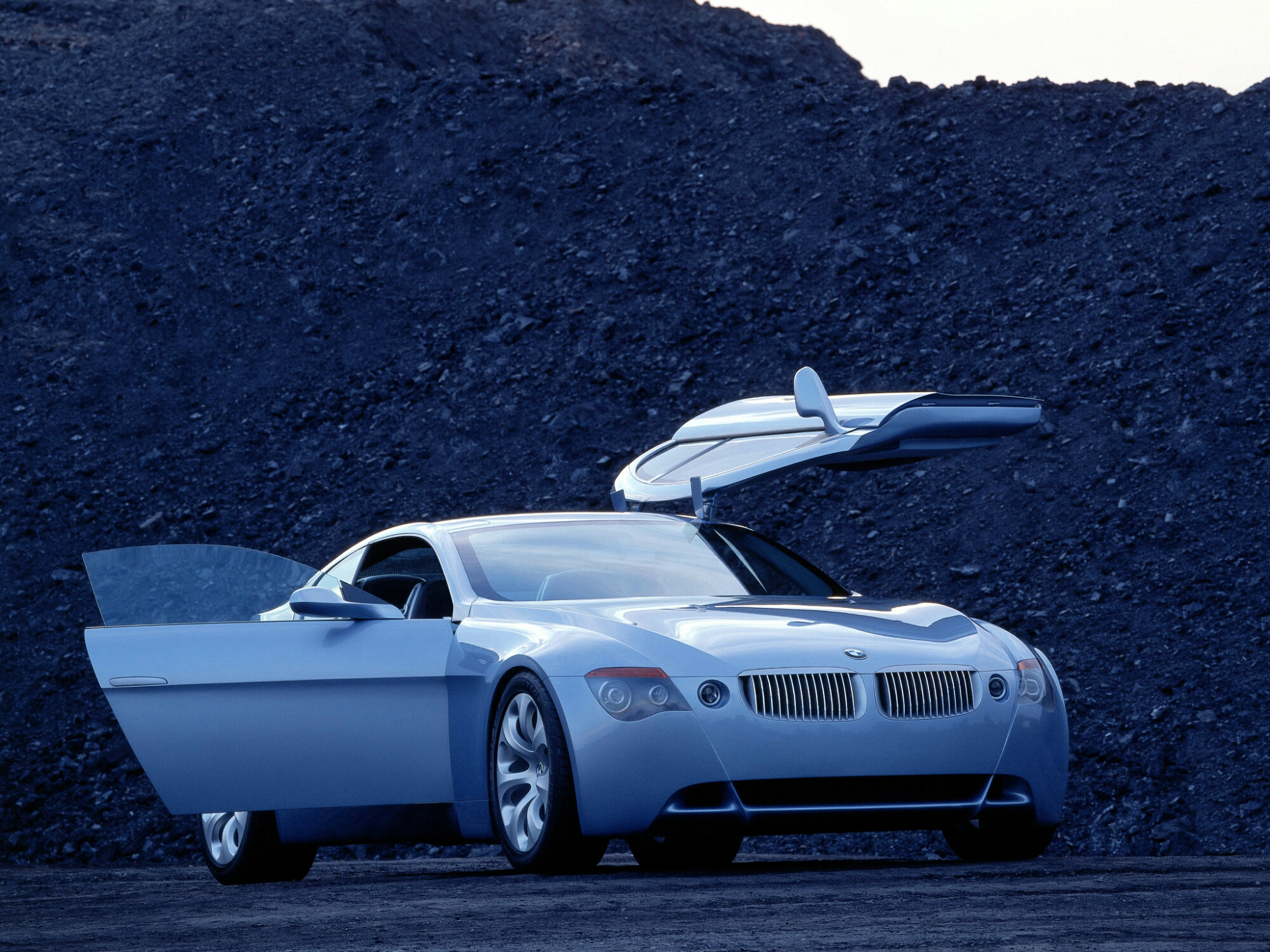 BMW Z9 (1999) | BMW Concepts and Prototypes