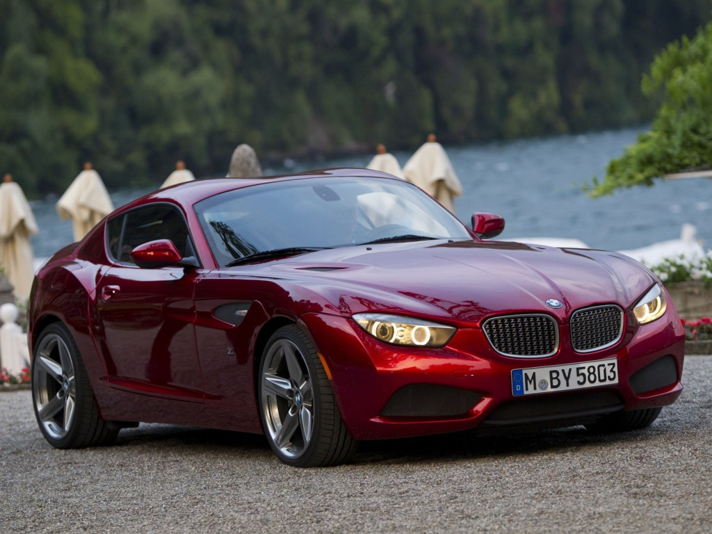 BMW Zagato Coupé (2012) | BMW Concepts and Prototypes