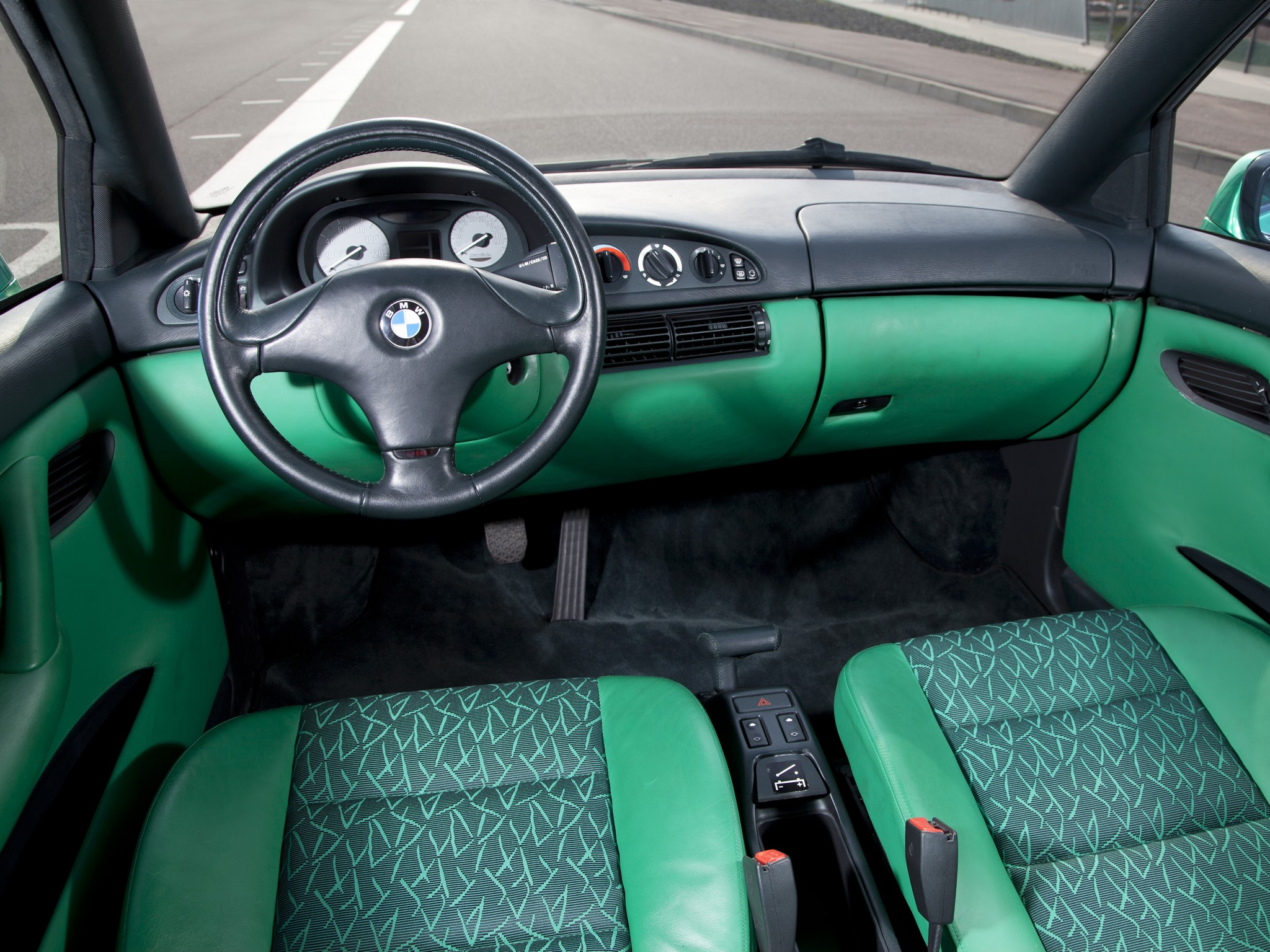 BMW Z15 (E1) (1993) | BMW Concepts and Prototypes