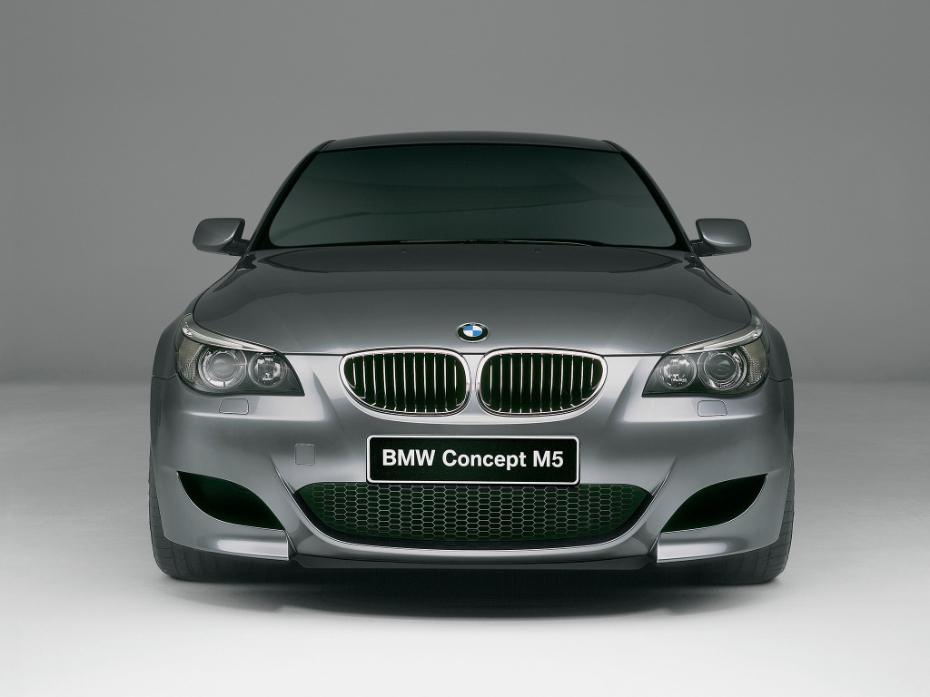 BMW M5 Concept (E60) (2004) | BMW Concepts and Prototypes